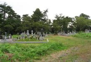 上今田共同墓地の画像