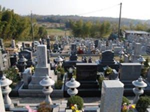 久留米墓地公園の画像