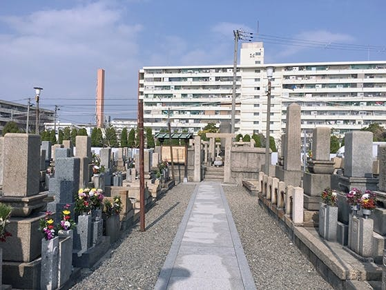東大阪市営 長瀬墓地