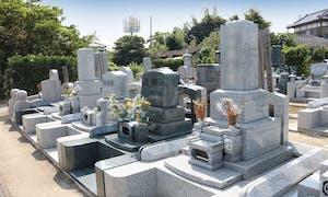 宮中墓苑の画像