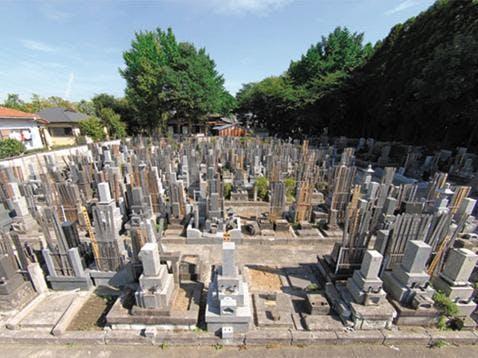 勝智院墓苑