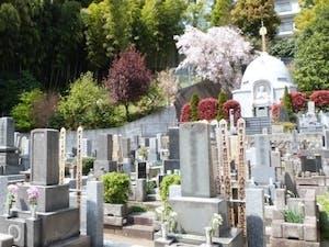 東泉寺墓苑の画像