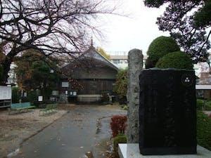 長覚院墓苑の画像