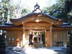 久伊豆神社の画像
