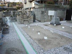 豊運寺霊園の画像