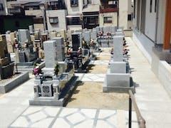 最勝寺境内墓地の画像