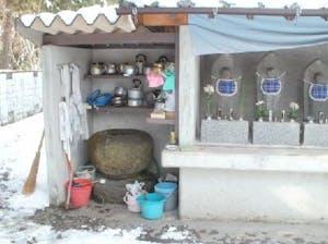 神戸町営 八幡霊苑の画像