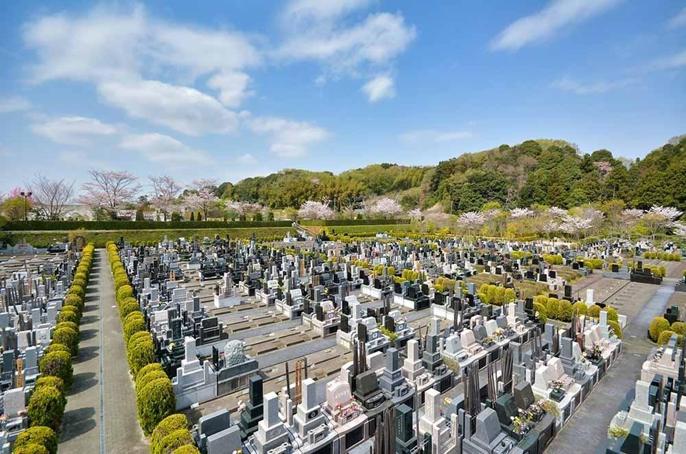墓 苑 パーク 港 ケ 丘