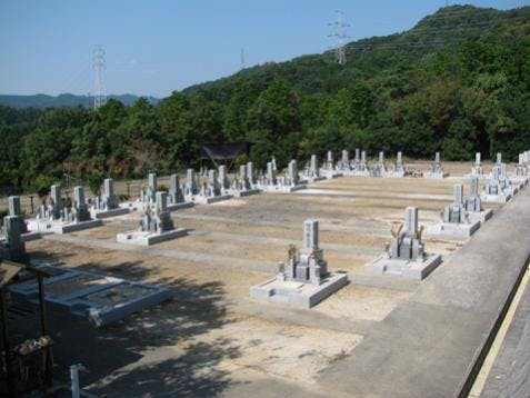 神峯山寺 開成院霊園