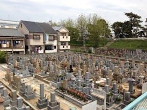 小松墓地の画像