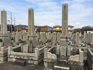 加茂共同墓地の画像