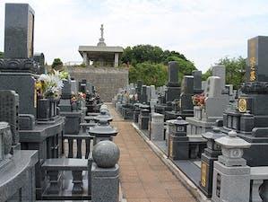 北九公園墓地の画像