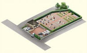 和光聖地霊苑の画像