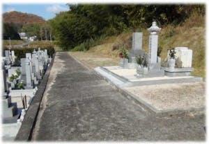 善修寺墓地の画像