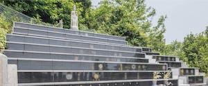 阿弥陀堂三滝公園墓地の画像