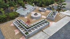 西應寺墓苑の画像