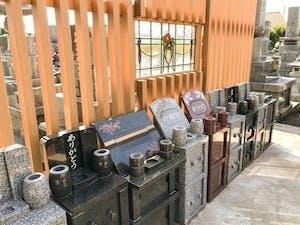 小郡霊園(ガーデンテラス墓所)の画像