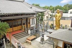 常念寺墓苑の画像