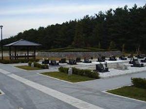 秋田市営 北部墓地の画像