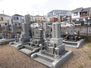 西光寺 久貝墓地の画像