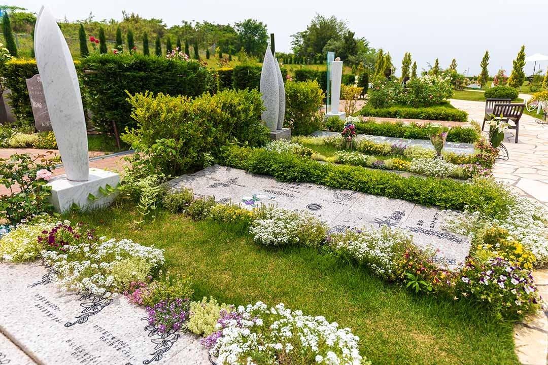 「ふれあいの杜 天空」永代供養墓・樹木葬