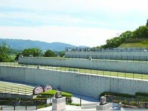 関西公園墓地 永代供養墓の画像
