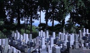 真鶴墓苑の画像