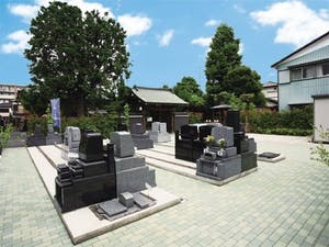 与野正圓寺墓苑の画像