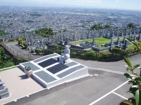 五月山緑地霊園 永代供養墓