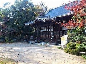 海蔵寺墓苑の画像