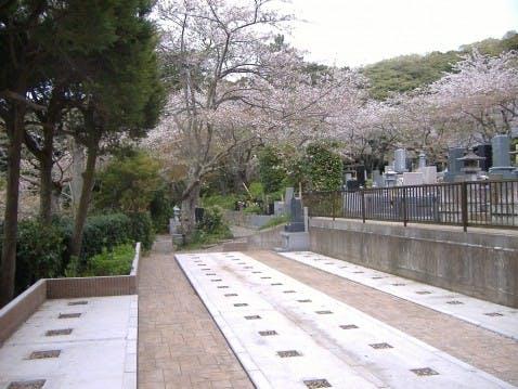 祥雲寺桜台墓苑