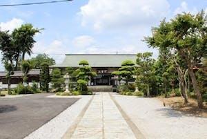 熊谷霊園見性院墓地の画像
