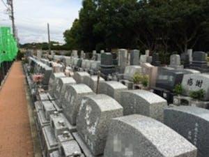 西区佐浜墓所の画像