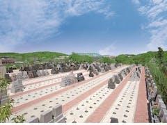 横浜あさひ霊園の画像