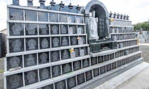 常楽院墓苑 永代供養墓・樹木葬の画像