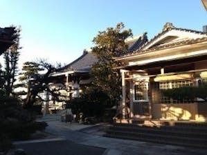 長伝寺霊園の画像