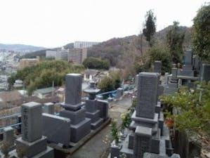 尾長町栗山墓地の画像