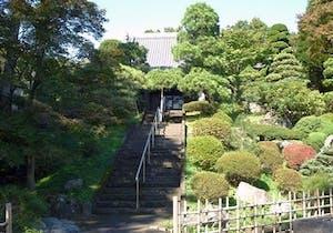 普門寺(埼玉県飯能市)の画像