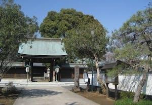 安楽寺墓苑の画像