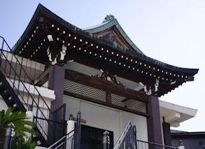 梅松山墓苑の画像