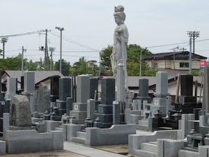 八橋霊園の画像