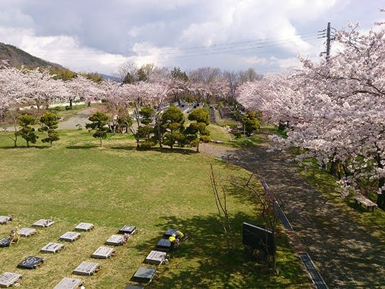 信濃川霊園
