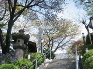 金仙寺墓苑