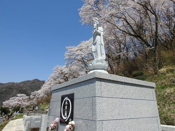 長成寺永代供養納骨堂 桜観音永安廟