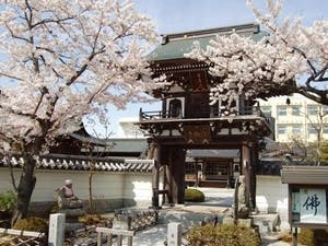 竹駒寺の画像