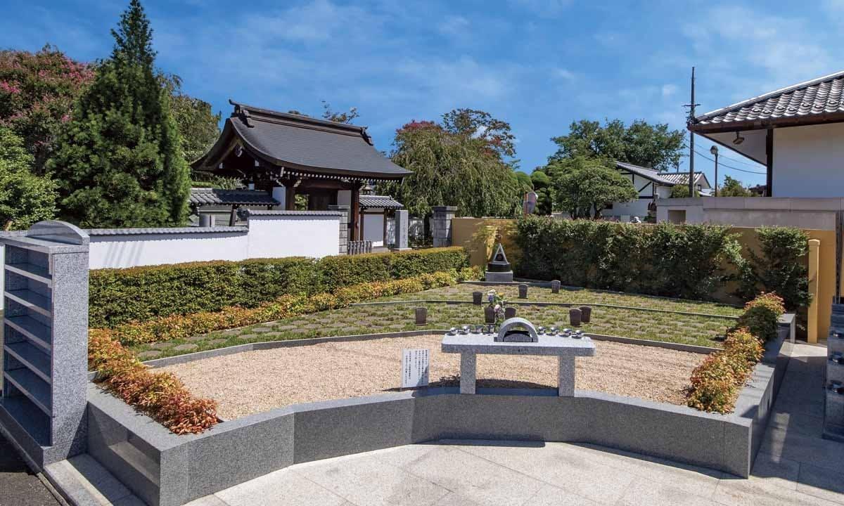 宝蔵院墓苑