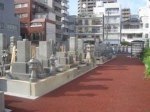 妙頂寺墓地の画像