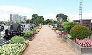 吉川美南霊園の画像