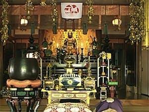 常性寺 せせらぎ廟の画像