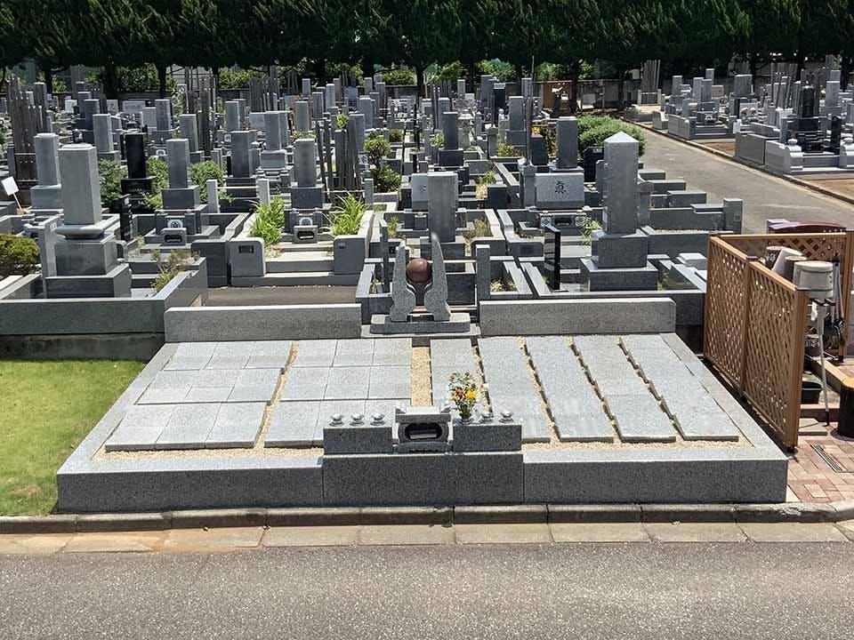岩井霊園 永代供養墓